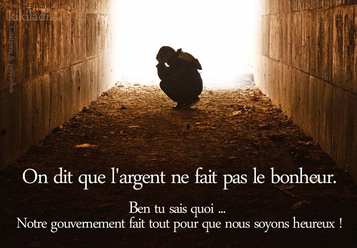 Kikiladi Argent Bonheur